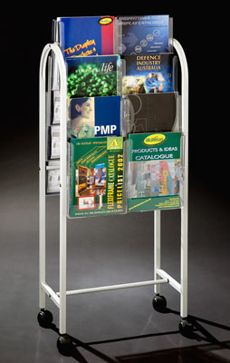 Mobile Stands - A4/A5/DL Trolley Stand