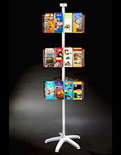 DL Pocket Carousel -  3 Tier