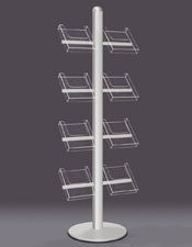 A4/A5/DL Leaflet Tower - Floorstanding